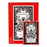 КАРТЫ. Герметическое Таро (78 карт + книга в обложке (28 стр.)
