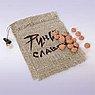 Руны славян TORU003 из керамики в холщовом мешочке